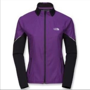 The North Face windstopper flight series jacket S